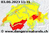 Carte des dangers de portail dangers naturels